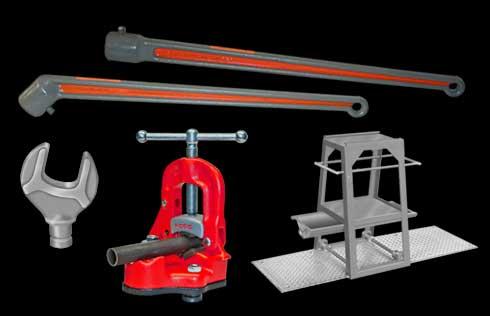 Pump Shop Equipment