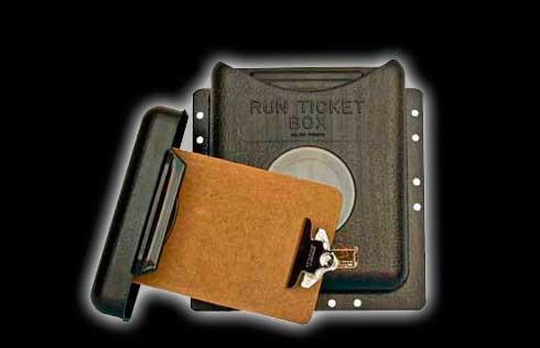 Run Ticket Box