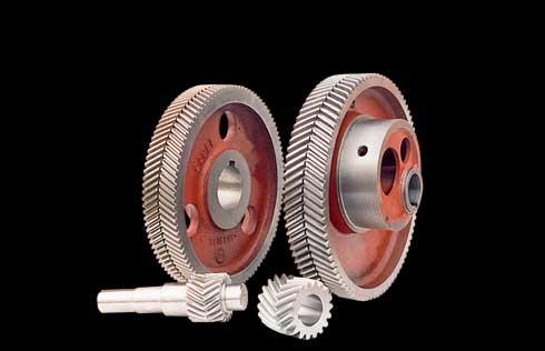 Herringbone Gears and Pinions